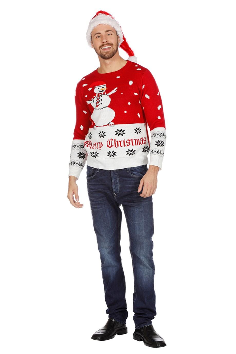 Kersttrui Dames Sneeuwpop.Kersttrui Sneeuwpop Koopjeshal Tilburg